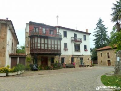 Senderismo Valles Pasiegos, Cantabria; grupos amigos madrid ruta el chorro  madrid excursiones